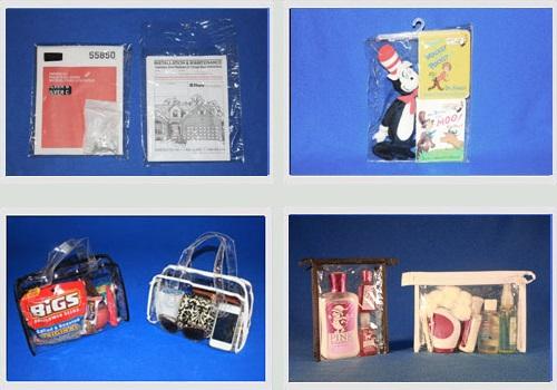 Custom Vinyl Envelopes and Bags