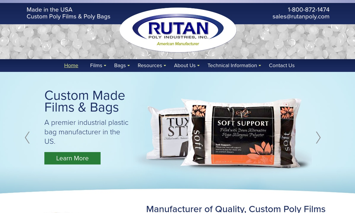 Rutan Poly Industries, Inc.