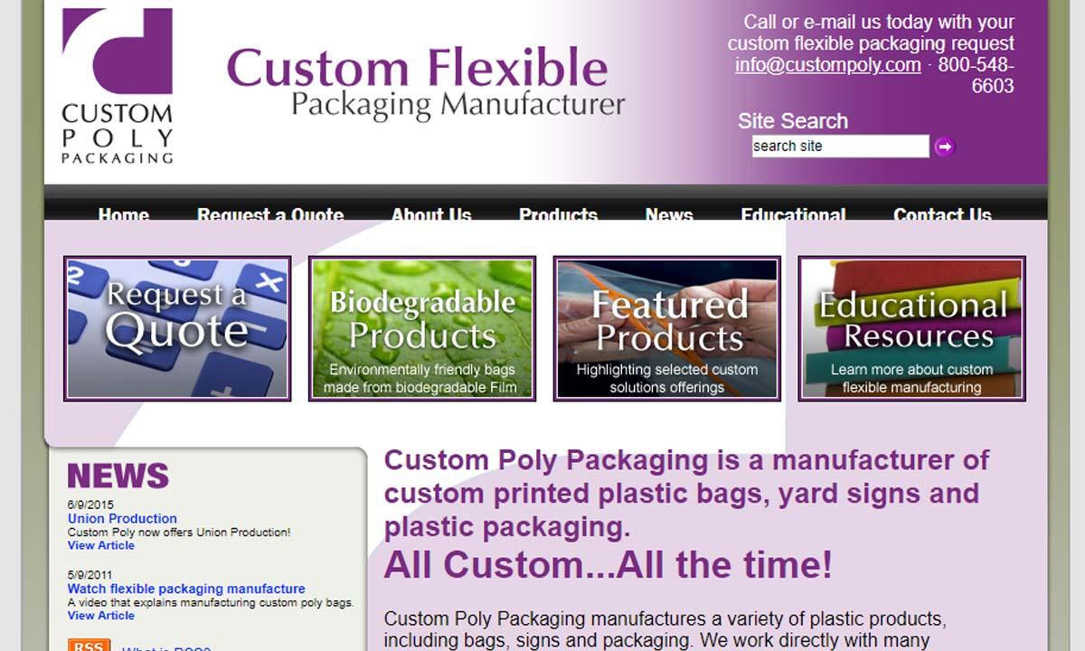More Plastic Bag Manufacturer Listings