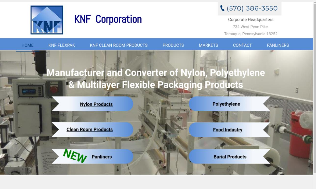 KNF Corporation