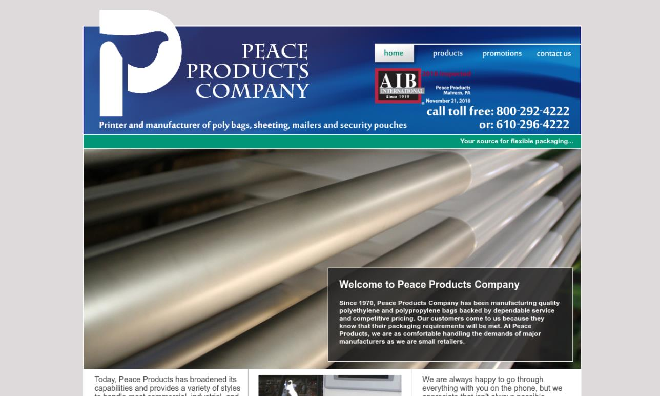 Peace Products Company