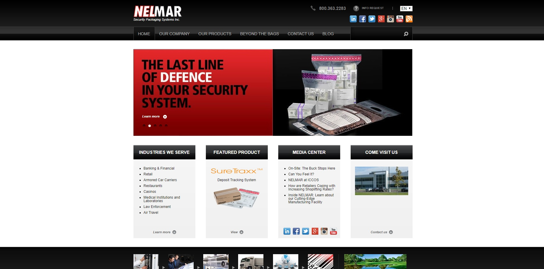 NELMAR Security Packaging Systems Inc.