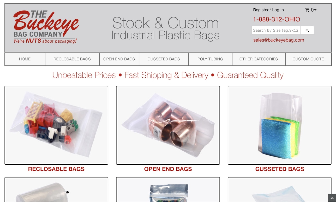 The Buckeye Bag Company