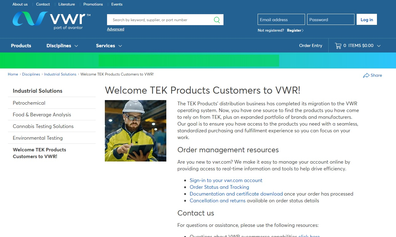 TEK Products, Inc.