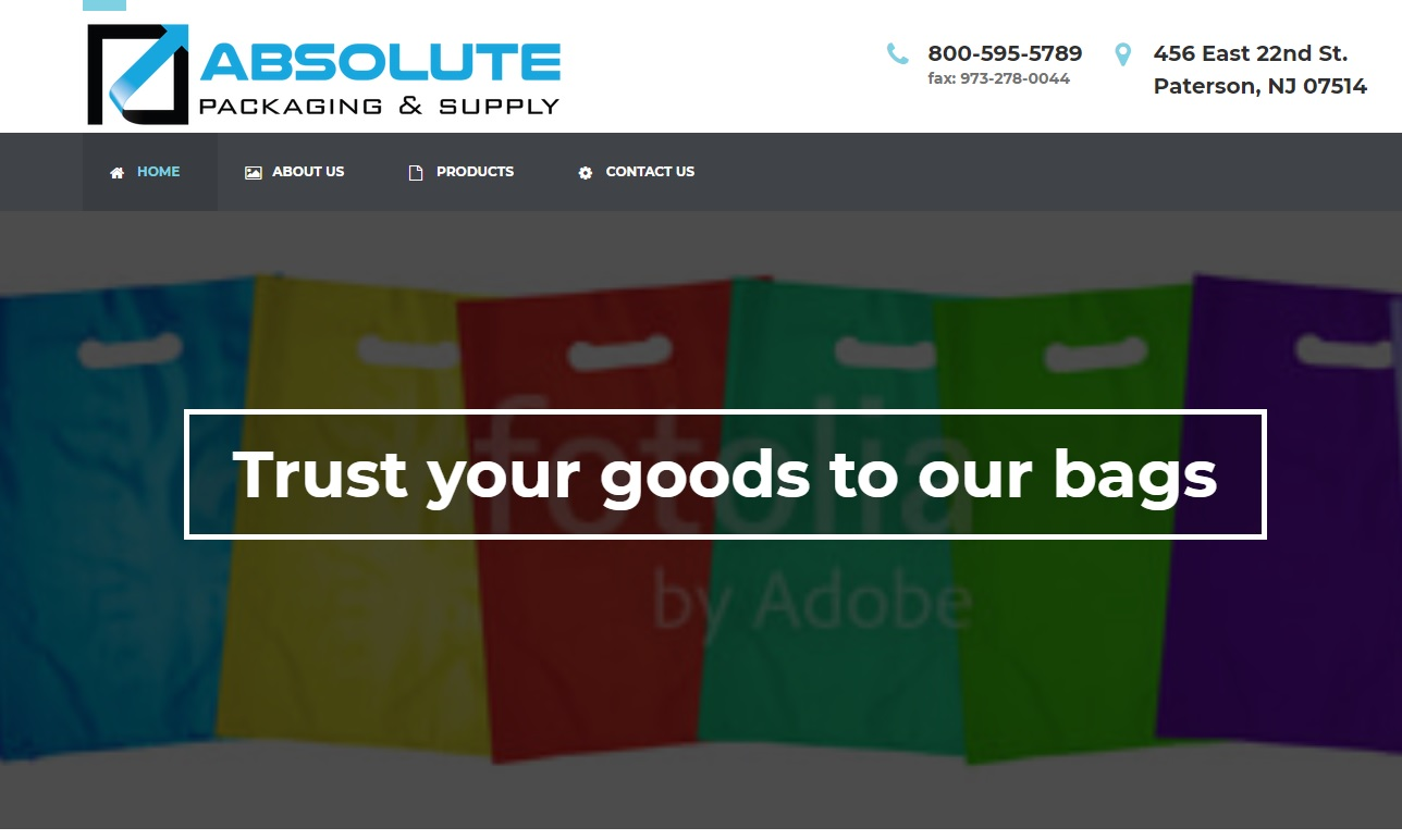 Absolute Packaging and Supply, Inc.
